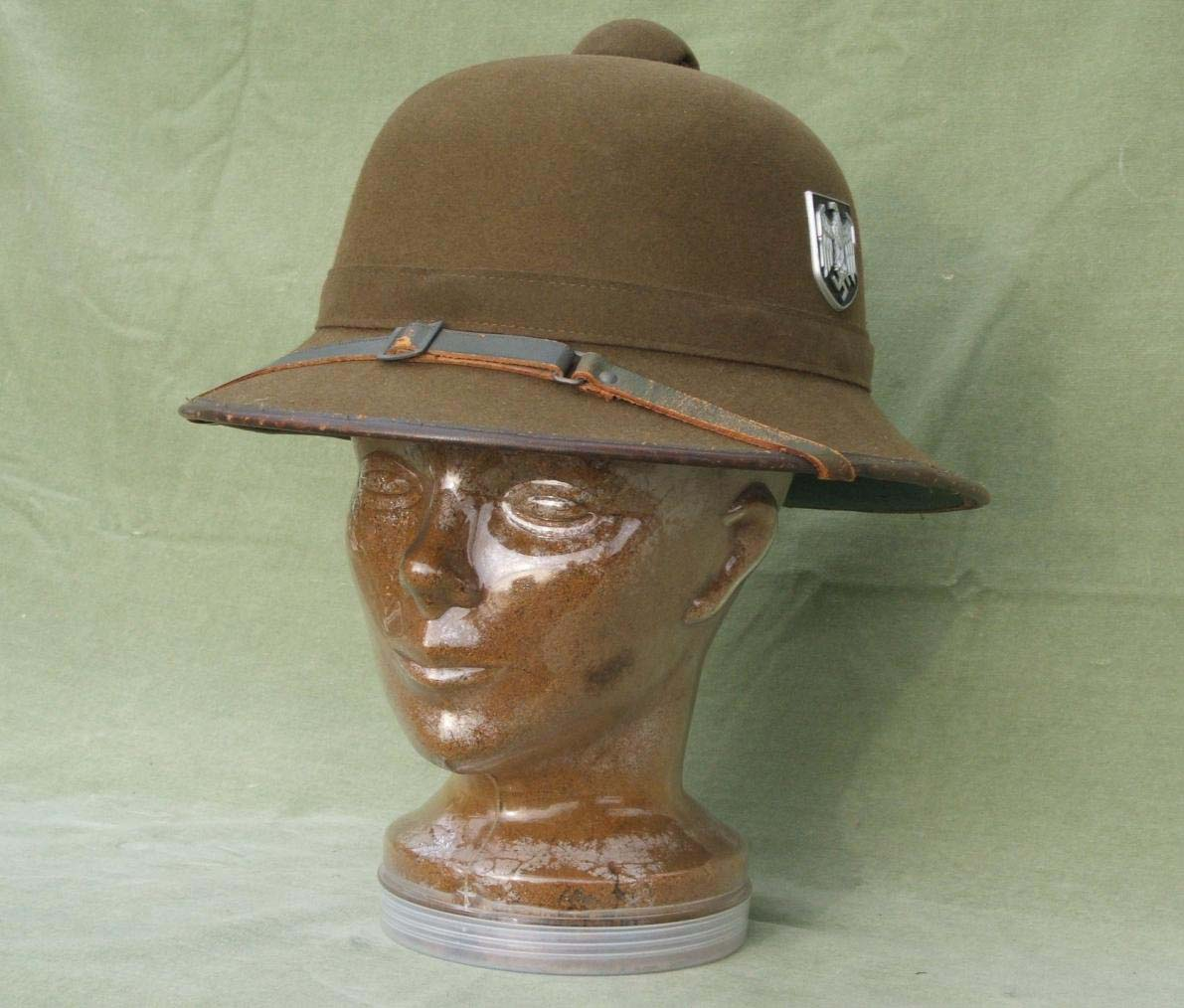 Pith Helmet German
