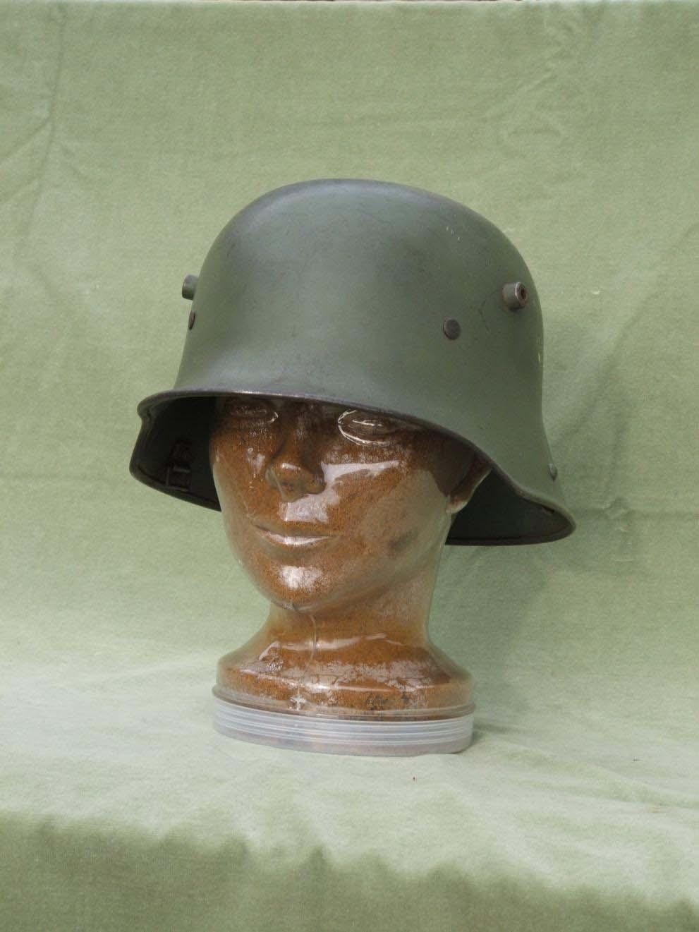 WW1 Ger Helm